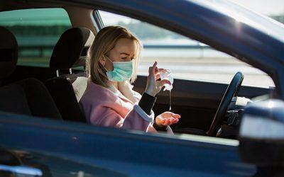 Tips Berpergian Dengan Mobil Saat Pademi